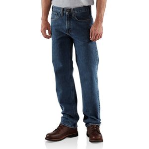 B480 - STRAIGHT/TRADITIONAL-FIT STRAIGHT-LEG JEAN