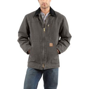 C61 - SANDSTONE RIDGE COAT/SHERPA-LINED