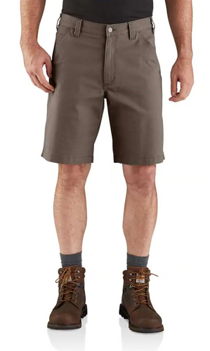 104195 - RUGGED FLEX® LOOSE FIT CANVAS WORK SHORT