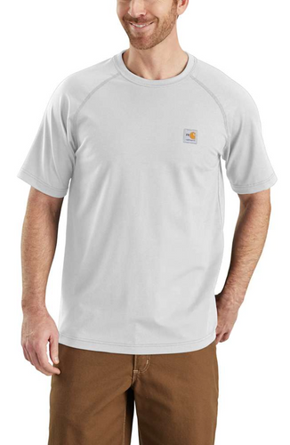 102903 - FLAME-RESISTANT CARHARTT FORCE® COTTON SHORT-SLEEVE T-SHIRT