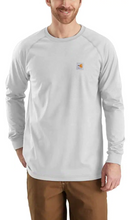 102904 - FLAME-RESISTANT CARHARTT FORCE® COTTON LONG-SLEEVE T-SHIRT