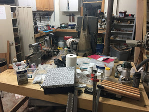 Aftermath: The state of my workshop