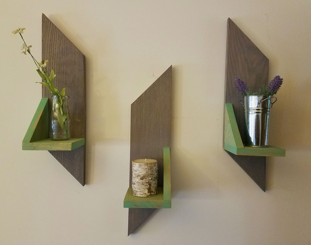 Sconce Shelves