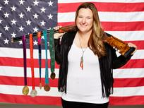 Kim Rhode, American double trap and skeet shooter