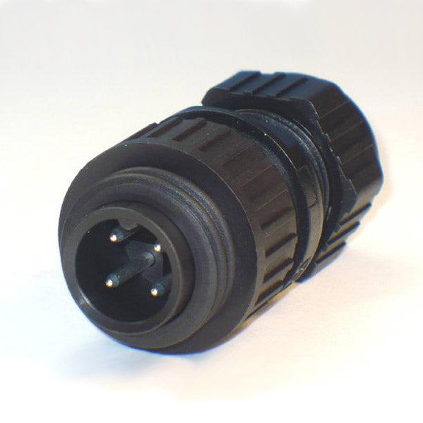 Promatic Round Connector