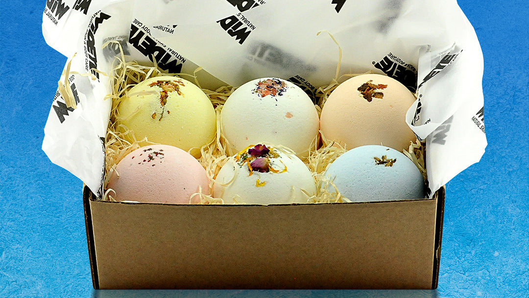 Four Reasons to Love WiDEYE Bath Bombs!