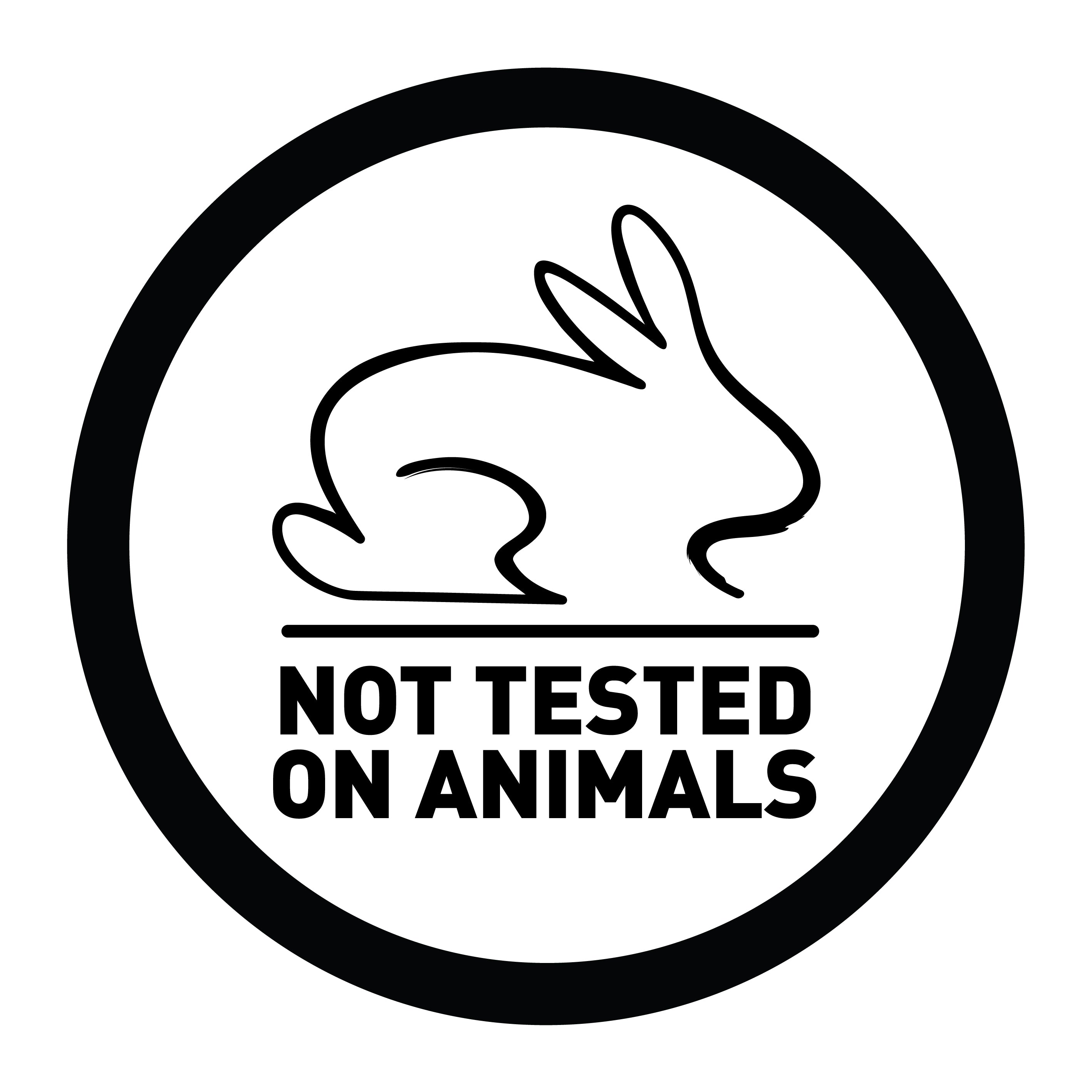Against Animal Testing in cosmetics