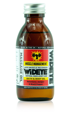 Muscle Management Body Oil