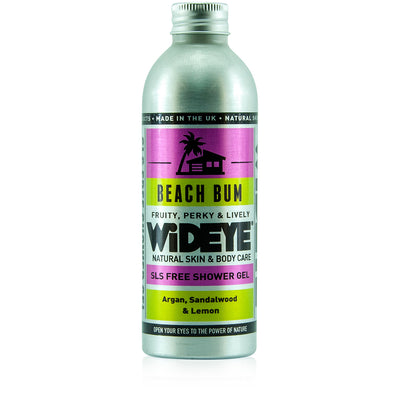 Beach Bum SLS Free Shower Gel 200ml