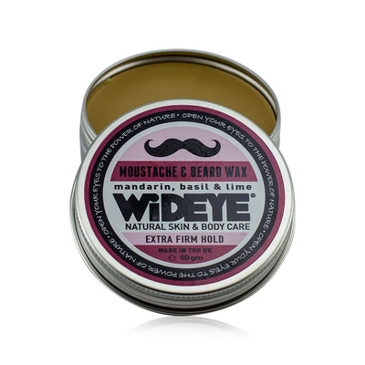 Moustache Wax Extra Firm 50gm