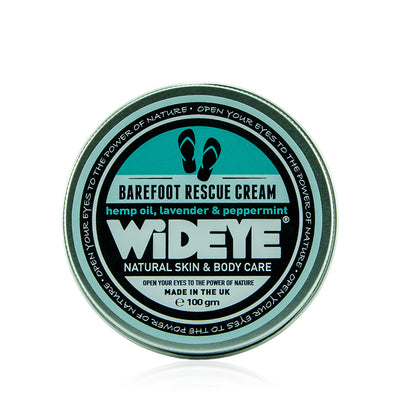 Barefoot Rescue Foot Cream 100ml
