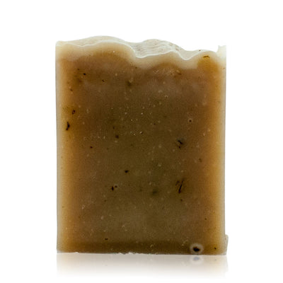 Natural vegan skincare naked Hemp and Comfrey soap bar, handmade by WiDEYE in Rye.