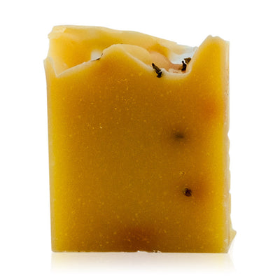 Natural vegan skincare Jojoba oil soap bar handmade by WiDEYE in Rye.