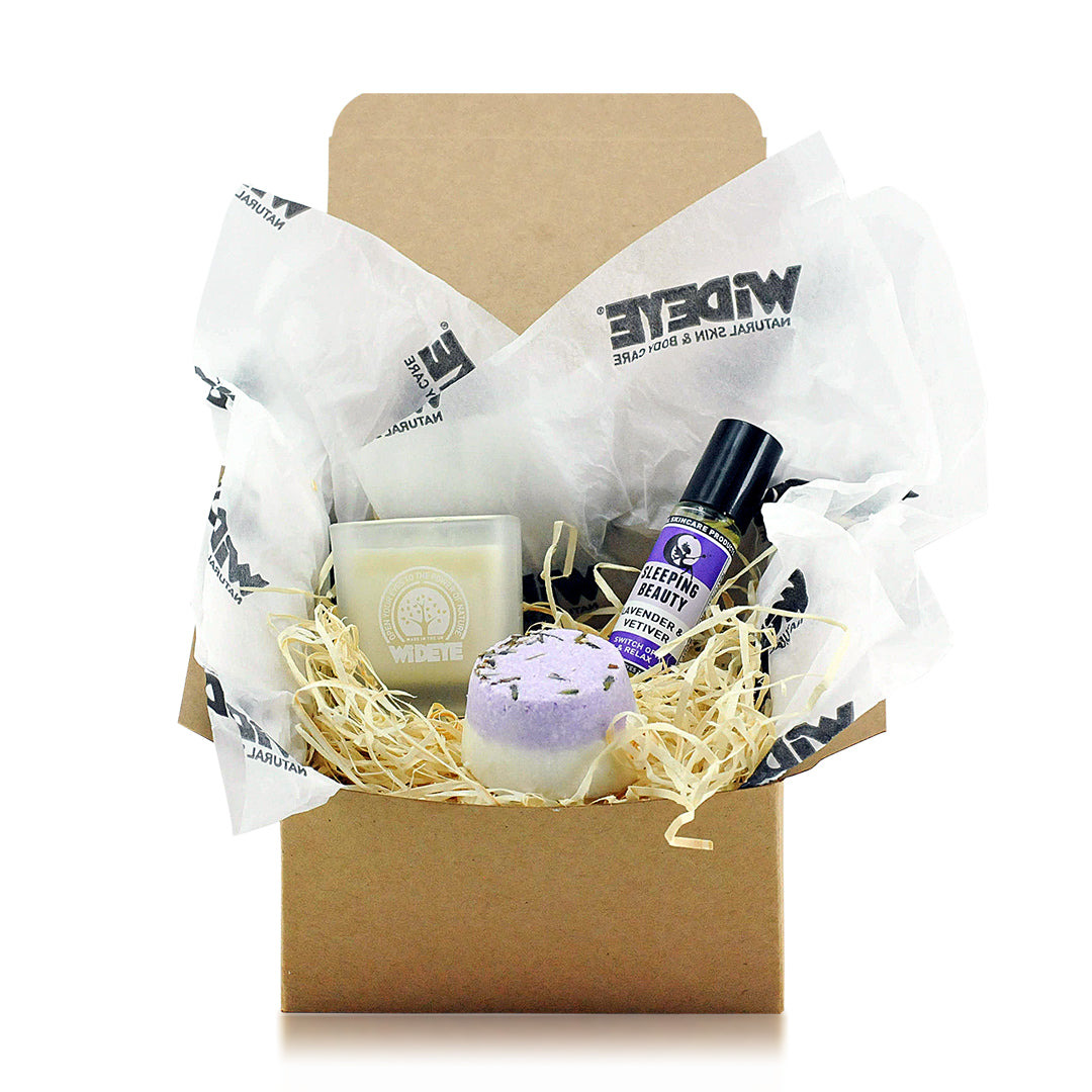 Lavender Relaxing Ritual Set