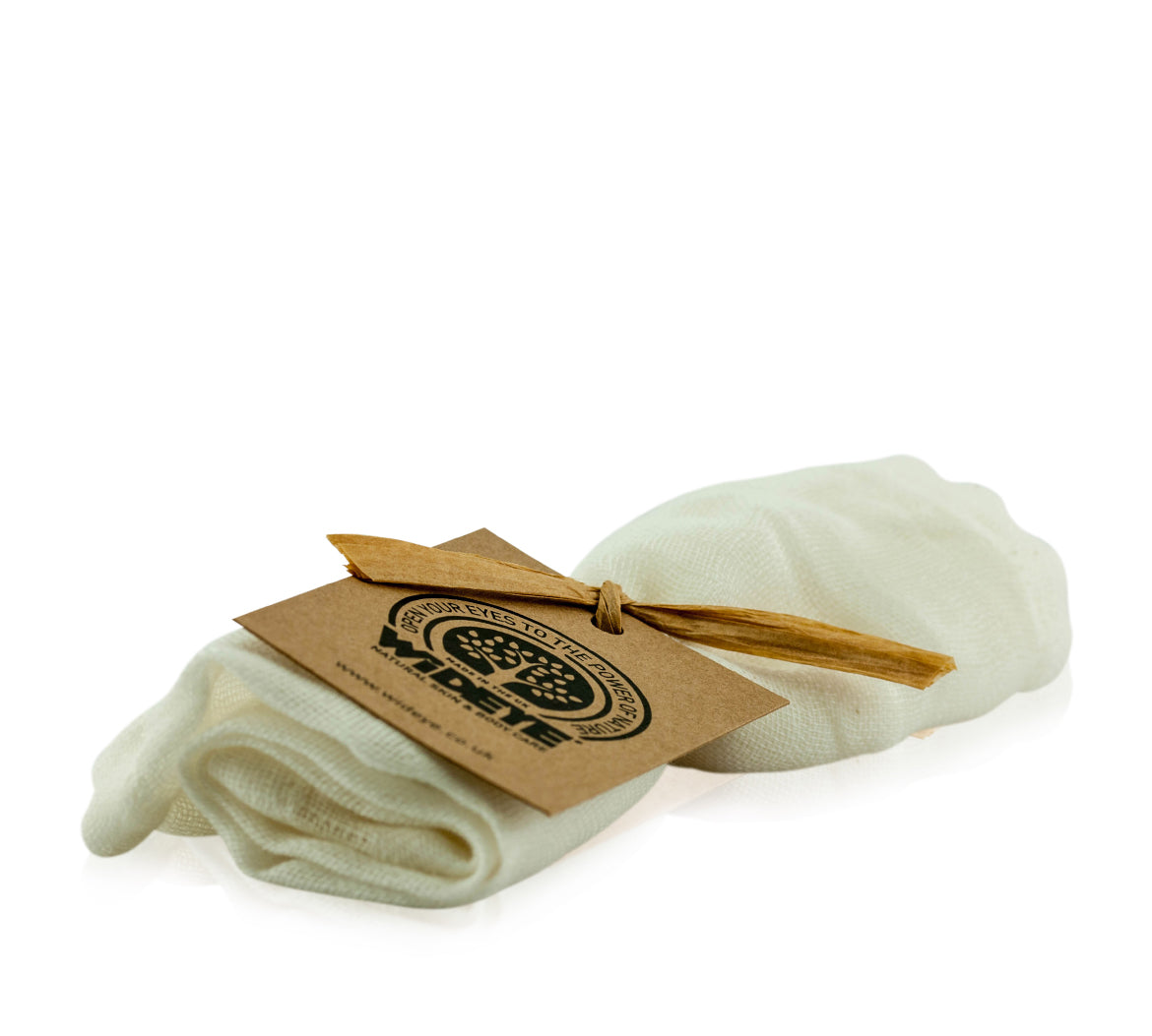Organic Cotton Muslin Cloth