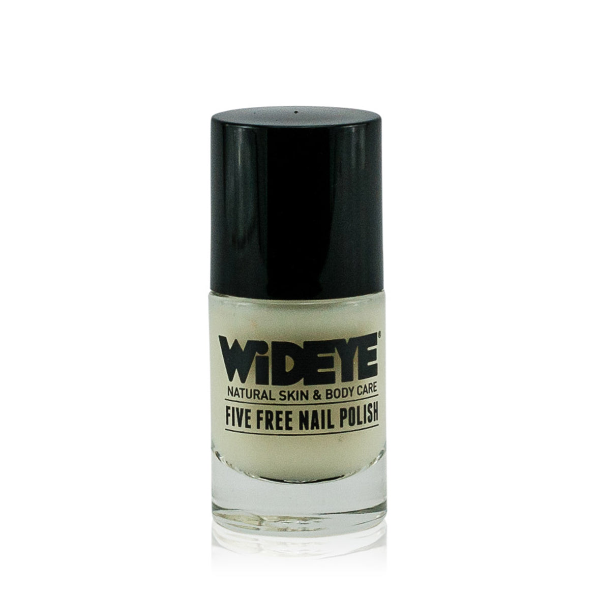 Protective base coat nail varnish in glass bottle by WiDEYE