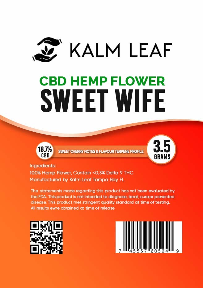 Sweet Wife CBD Loose Hemp Flower