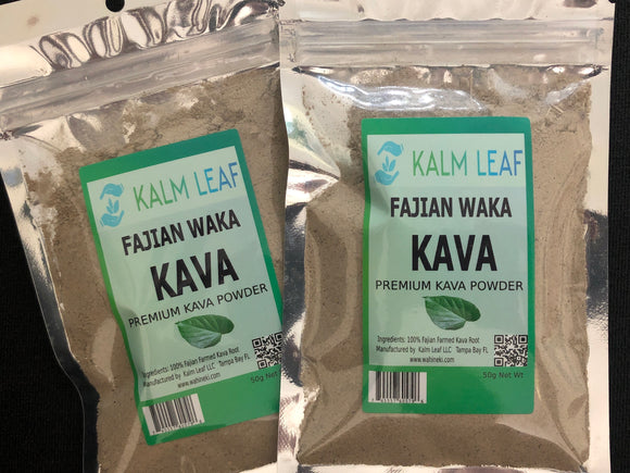 Fajian Waka Kava (4 sizes)
