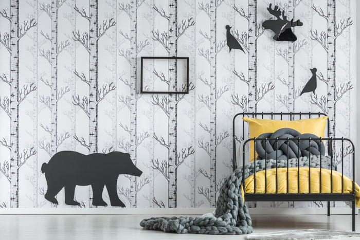 How Are Removable Wall Decals Made?