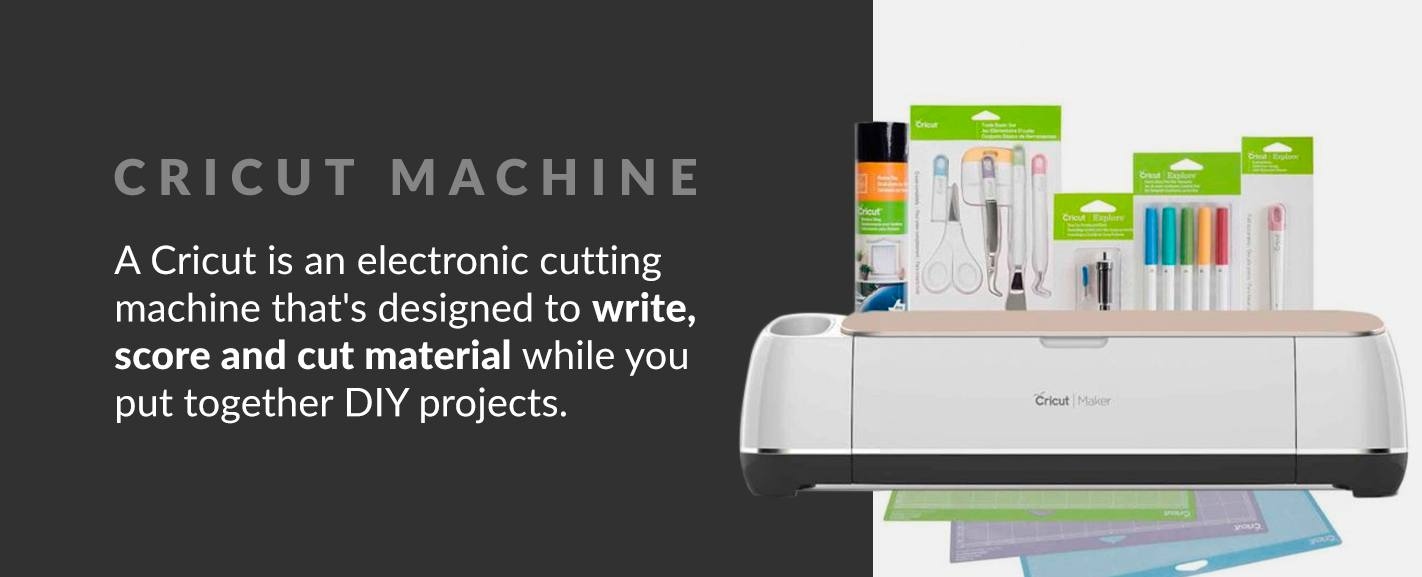 What is a Cricut machine? Cricut cutter definition