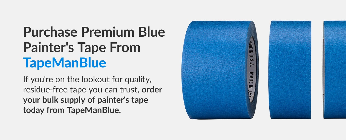 Quality Blue Painter's Tape