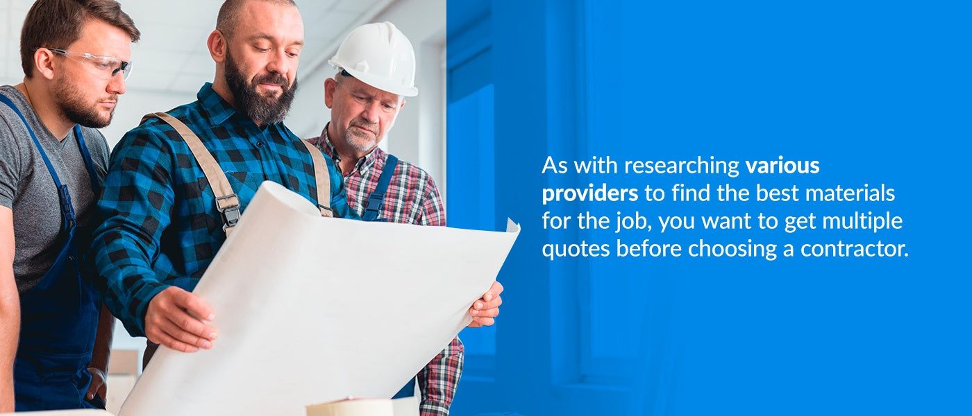 How to Choose a Contractor For Your Renovation