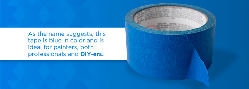 What is Blue Painter's Tape