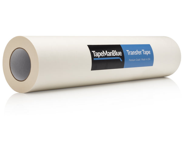 roll of high tack paper transfer tape for vinyl graphics