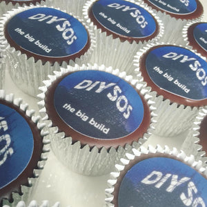 DIY SOS - Cupcakes to the rescue!