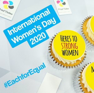 cupcakes for International women's day
