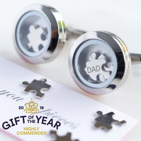 Father's Day Cufflink gift