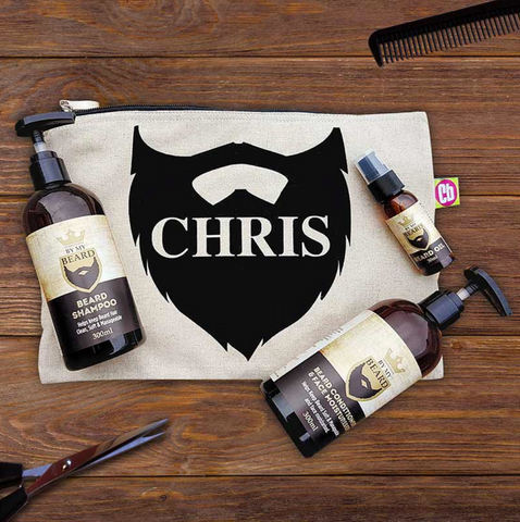Personalised Beard Kit Gift