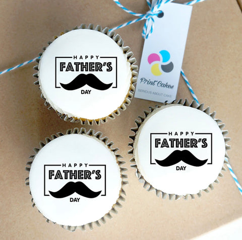 fathers day tash cupcakes