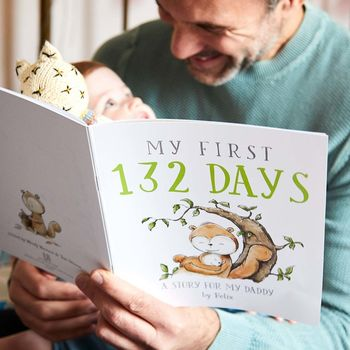 fathers day first book