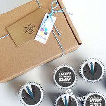 Father's Day Cupcake Gift Box UK Delivery