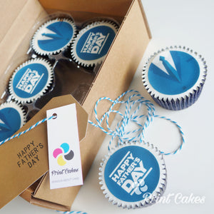 Great gift idea for Father's Day - Cupcakes