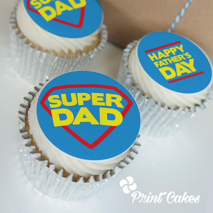 fathers day cupcake gift box uk delivery