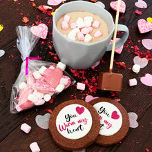 hot chocolate valentines day gift idea