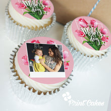 Buttercream Mother's Day Cupcakes Gift