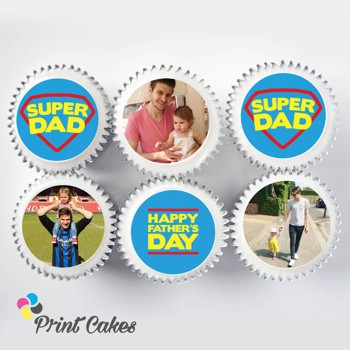 Personalised Photo Father's Day Gift