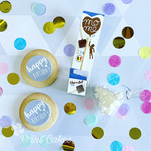birthday hot chocolate biscuit gift box