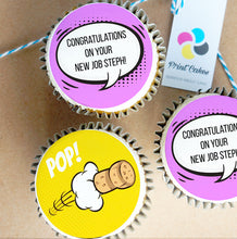 lockdown cupcake gift box