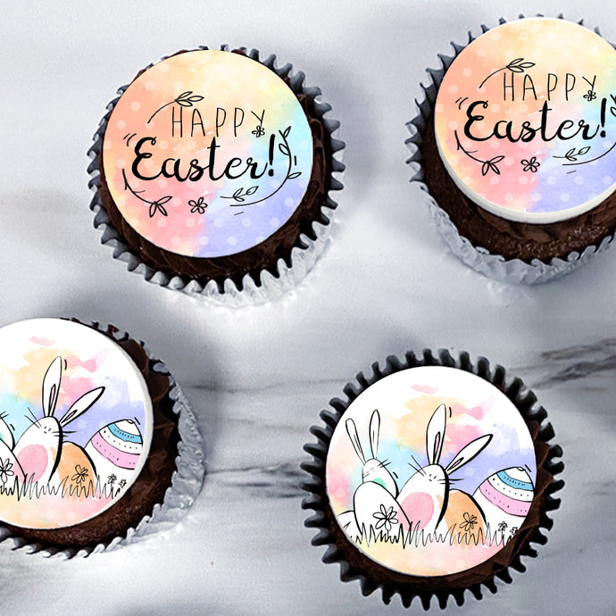 easter cupcake gift box uk delivery