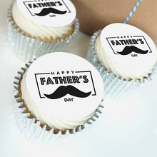 Father's Day Tash Cupcakes