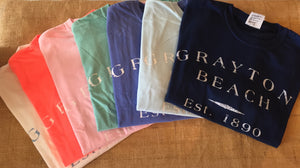 Grayton Beach Short Sleeve T-Shirt