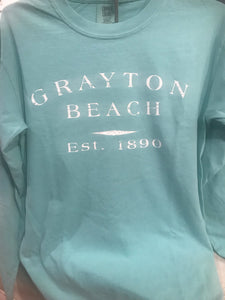 Grayton Beach Long Sleeve T-Sshirt