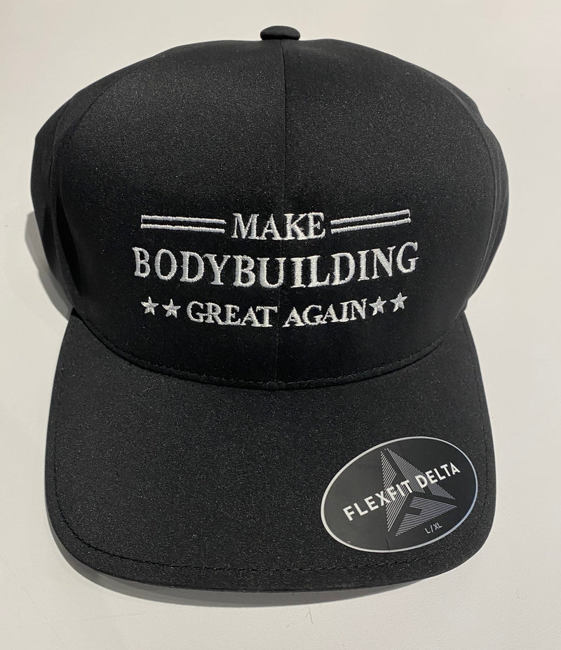 """Make BodyBuilding Great Again"" FlexFit Cap"
