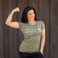 Make Bodybuilding Great Again - Womens Tee