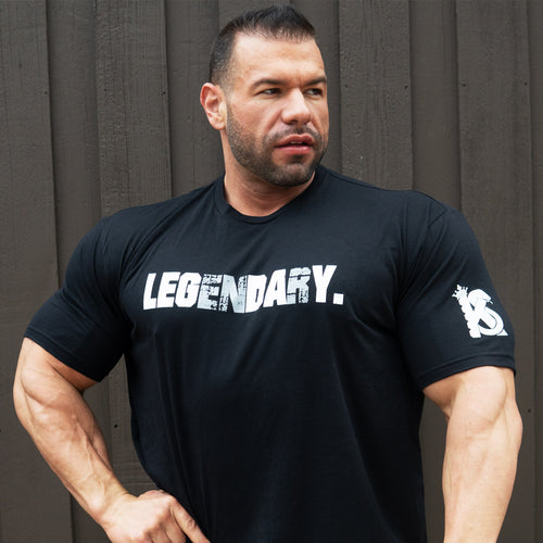 "Legendary ""Leg Day"" Tee"