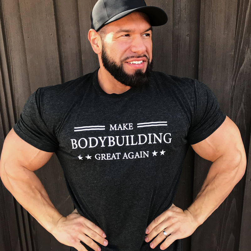 Make Bodybuilding Great Again- Tee